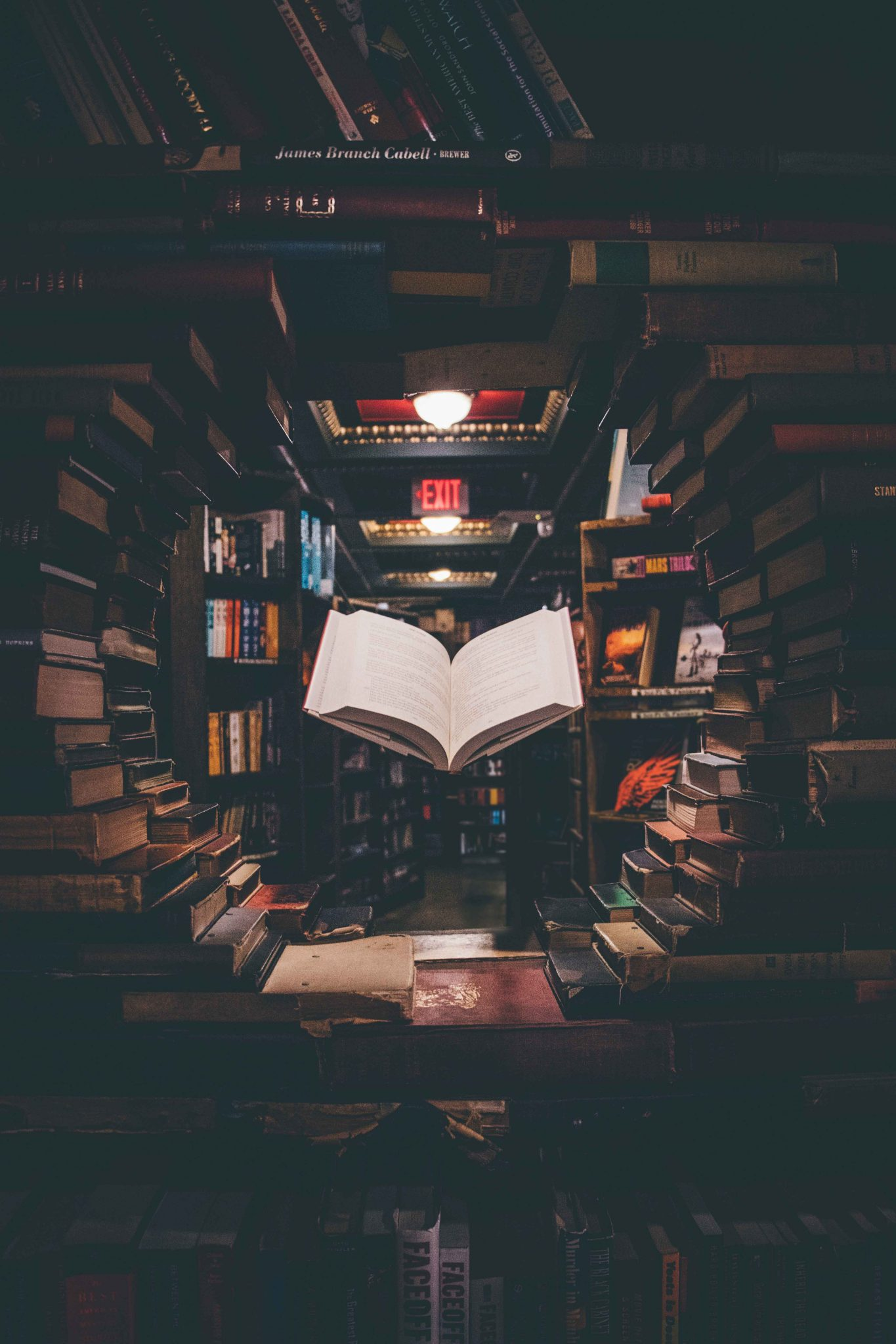 Books-jaredd-craig